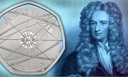 Sir Isaac Newton – Pencetus Teori Gravitasi