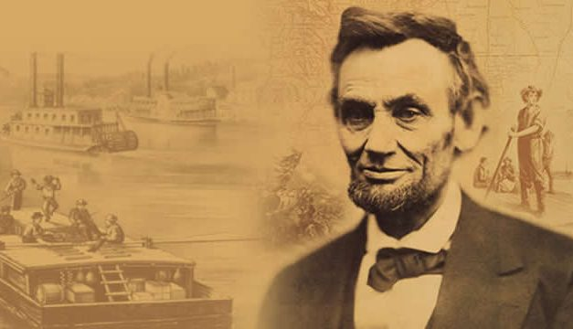 Abraham Lincoln – Presiden Amerika Serikat ke-16