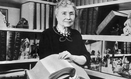 Helen Keller – Penulis Hebat