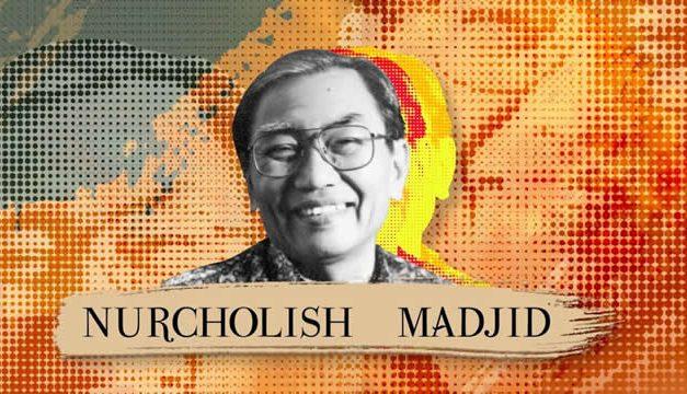 Nurcholish Madjid (Cak Nur) – Cendekiawan Muslim Indonesia