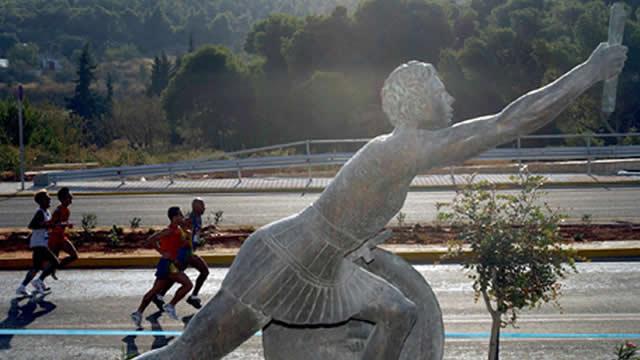 Pheidippides (Philippides) – Pelari Pencetus Marathon 490 SM