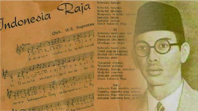 WR Soepratman – Pengarang Lagu Indonesia Raya
