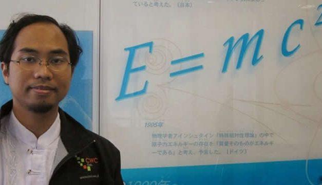 Dr. Khoirul Anwar – Penemu Teknologi 4G