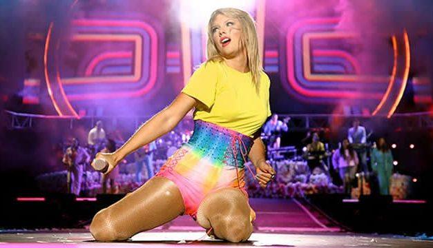 Taylor Swift – Penyanyi Top Millenial