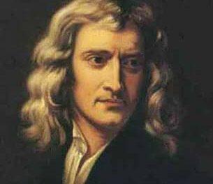 Sir Isaac Newton – Penemu Hukum Gravitasi