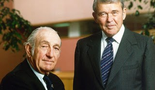 Bill Hewlett dan David Packard – Pendiri Perusahaan HP