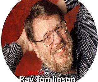 Ray Tomlinson – Penemu Email (Elektronik Mail)