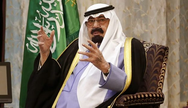 Raja Abdullah – Raja Arab Saudi