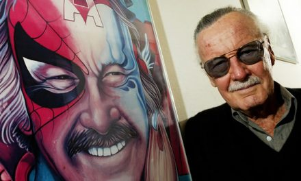 Stan Lee – Penulis Komik Superhero