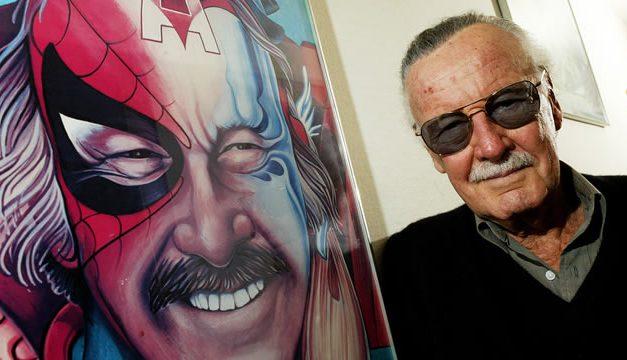Stan Lee – Penulis Komik Superhero