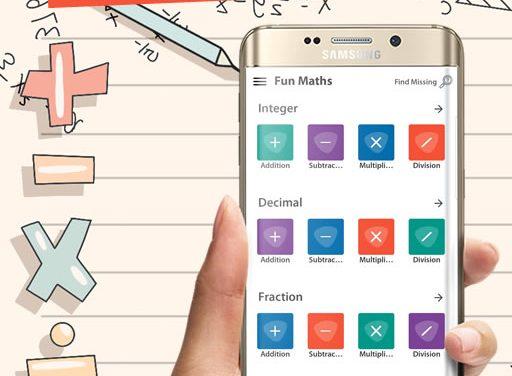 [ANDROID APP] Aplikasi Belajar Matematika Fun Maths – Gamification Maths