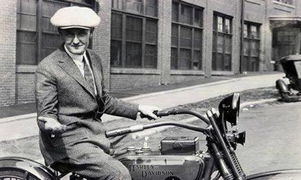 Arthur Davidson – Pendiri Harley-Davidson