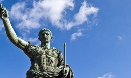 Augustus Caesar – Kaisar Romawi Pertama