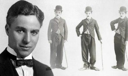 Charlie Chaplin – Sang Legenda Komedian