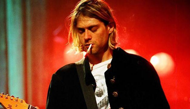 Kurt Cobain – Vokalis Nirvana