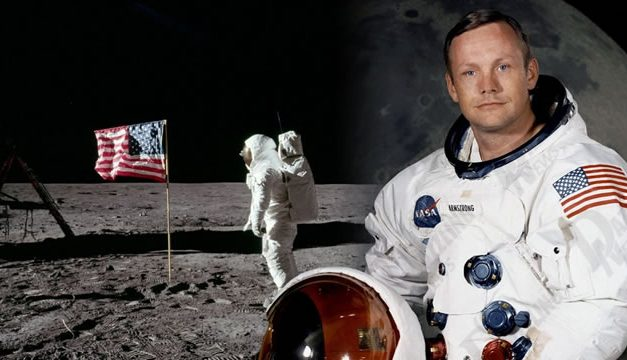 Neil Amstrong – The First Man on The Moon