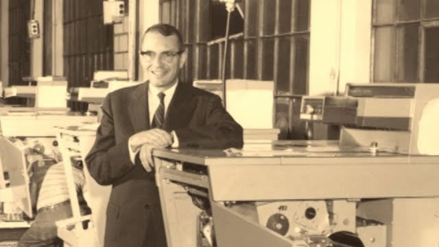 Chester Carlson – Penemu Mesin Fotokopi