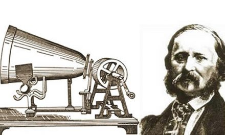 Édouard-Léon Scott de Martinville – Penemu Alat Perekam Suara