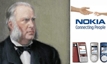 Fredrik Idestam – Pendiri Nokia
