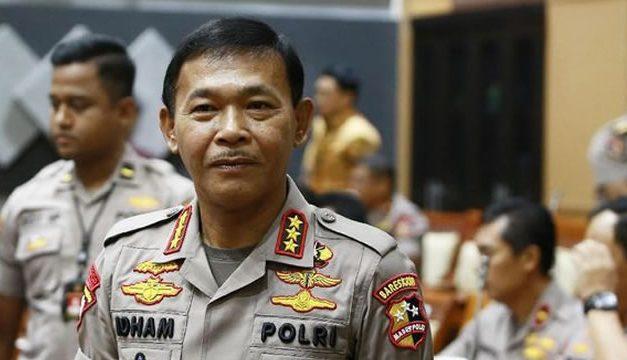 Idham Azis – Dari Spesialis Reserse dan Anti Teror Menjadi Kapolri
