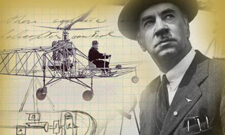 Igor Sikorsky – Penemu Helikopter
