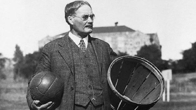 James Naismith – Penemu Bola Basket