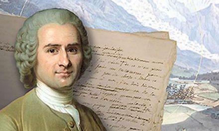 Jean Jacques Rousseau – Filsuf Kenamaan Perancis