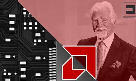 Jerry Sanders – Pendiri Perusahaan AMD