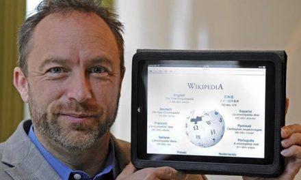 Jimmy Wales – Pendiri Wikipedia