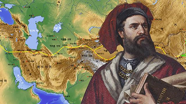 Marco Polo – Penjelajah Dunia