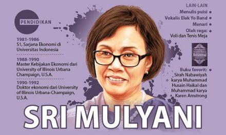 Sri Mulyani – Menteri Keuangan Yang Menjadi Direktur Bank Dunia