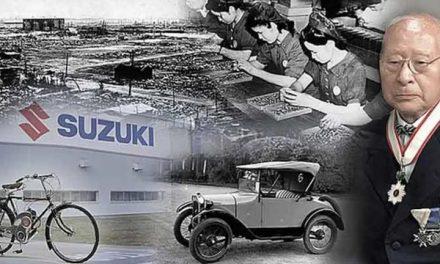 Michio Suzuki – Pendiri Suzuki