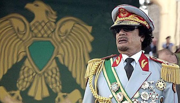 Muammar Khadafi – Diktator Libya