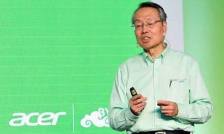 Stan Shih – Pendiri Acer
