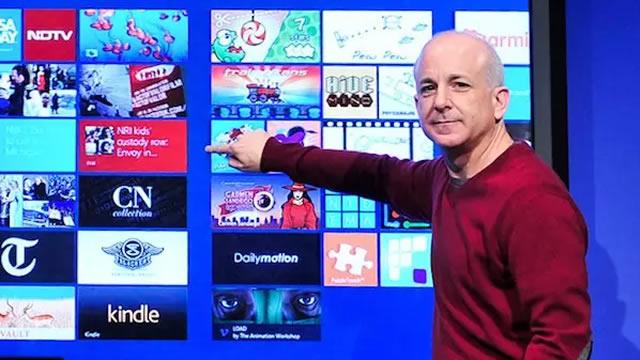 Steven Sinofsky – Penemu dan Perancang Windows 8