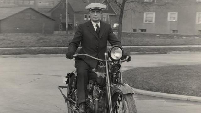 William Harley – Pendiri Harley-Davidson