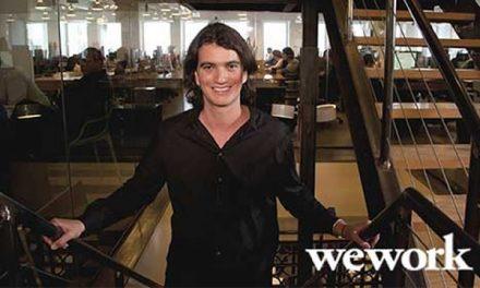 Adam Neumann – Pendiri WeWork