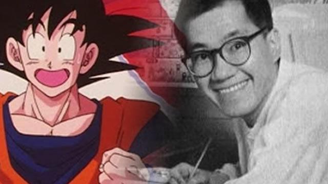 Akira Toriyama – Pembuat Komik Dragon Ball