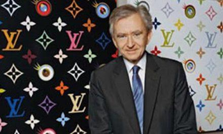 Bernard Arnault – Orang Terkaya di Dunia Pemilik Louis Vuitton S.A