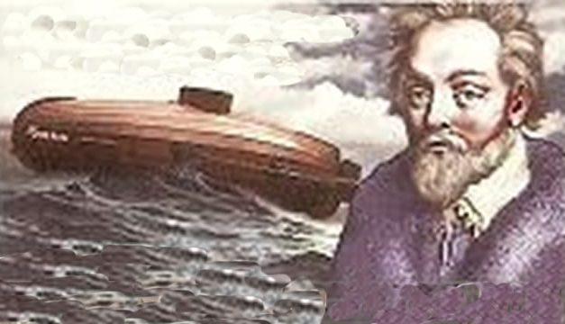 Biografi Cornelius Van Drebbel – Penemu Kapal Selam