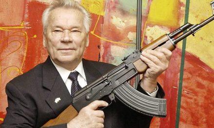 Mikhail Kalashnikov – Penemu Senjata AK-47