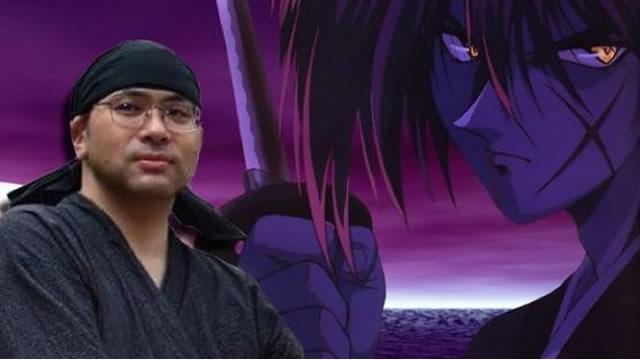 Nobuhiro Watsuki – Kreator Samurai X (Rurouni Kenshin)