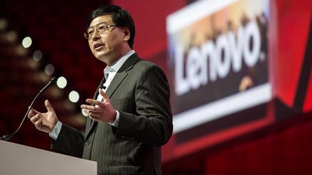 Yang Yuanqing – Salesman yang Jadi CEO Lenovo