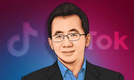 Zhang Yiming – Kreator Tik Tok