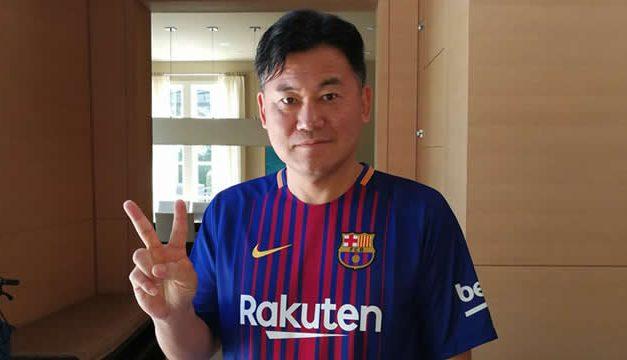Hiroshi Mikitani – Pendiri dan CEO Rakuten