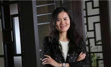 Lucy Peng – Co-Founder Alibaba