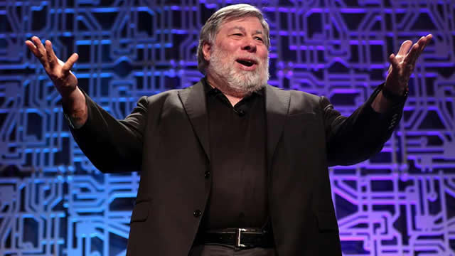 Steve Wozniak – Co-Founder Apple